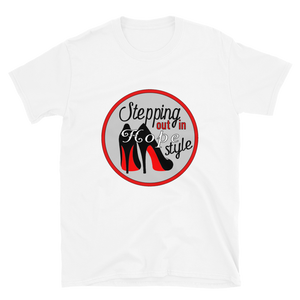 Stepping Hope Style Short-Sleeve Unisex T-Shirt