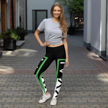 Load image into Gallery viewer, 420 Weed Cannabis Leggings