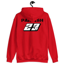 Load image into Gallery viewer, Parrish Motorsports back only Unisex Hoodie