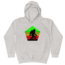 Load image into Gallery viewer, *Kids* Geo Bigfoot Hoodie