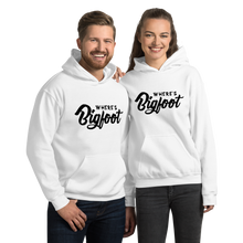 Load image into Gallery viewer, Wheres Bigfoot Unisex Hoodie