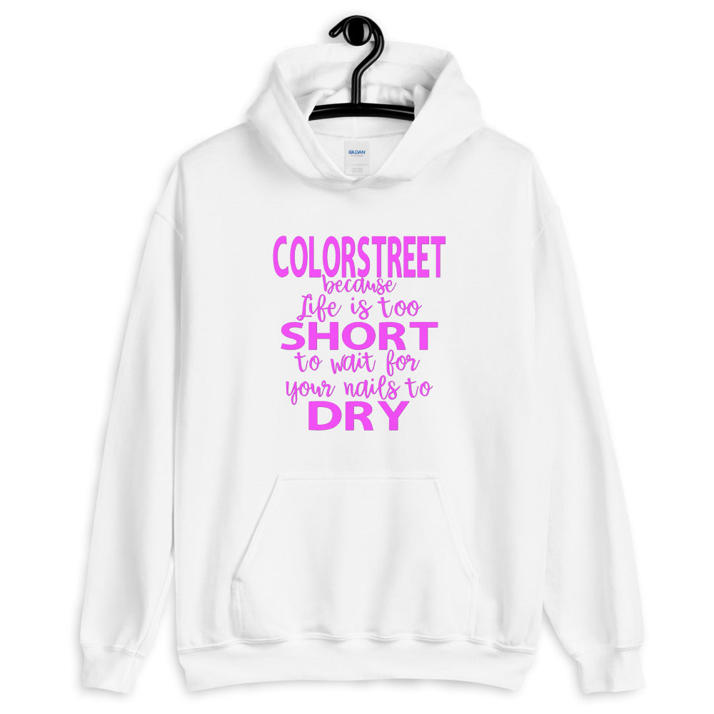 Colorstreet Hooded Sweatshirt