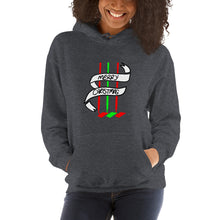 Load image into Gallery viewer, Ho Ho Ho Merry Christmas Unisex Hoodie
