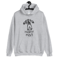 Hairy Man Bigfoot Unisex Hoodie