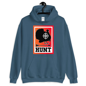 Hunt Turkey Hooded Sweatshirt