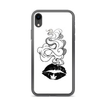 Load image into Gallery viewer, Smokin Weed Lips iPhone Case