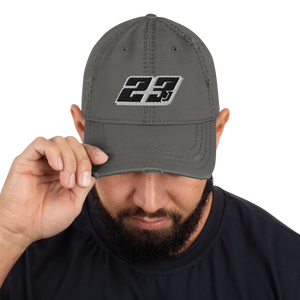 Parrish 23J Kart Distressed Dad Hat