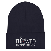 Load image into Gallery viewer, Thowed Bunny Brand Cuffed Beanie