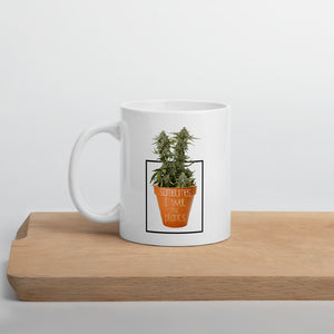 Wet My Weed Plants Mug