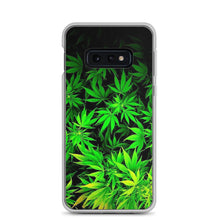 Load image into Gallery viewer, Cannabis Plants Samsung Case