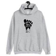 Stay Wild Bigfoot Unisex Hoodie