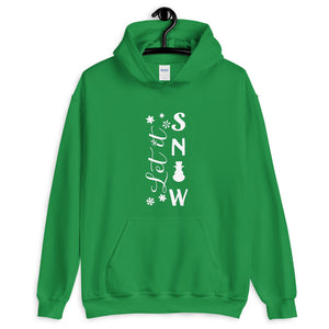 Let It Snow Unisex Hoodie