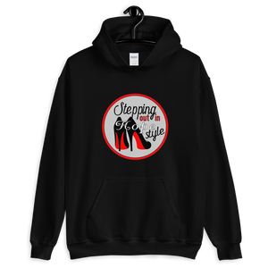 Stepping Hope Style (Customized) Unisex Hoodie