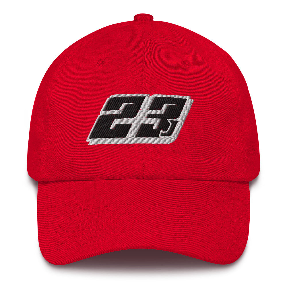 Parrish 23J Kart Cotton Cap