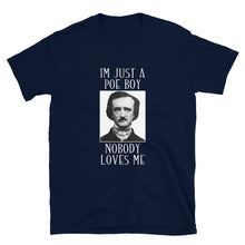 Load image into Gallery viewer, Poe Boy Rhapsody Short-Sleeve Unisex T-Shirt