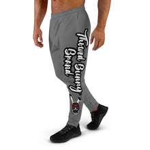 Load image into Gallery viewer, Thowed Bunny Brand (Grey) Men's Joggers