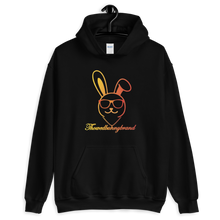Load image into Gallery viewer, Thowed Bunny Brand Chain Unisex Hoodie