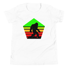 Load image into Gallery viewer, *Youth* Geo Bigfoot Short Sleeve T-Shirt