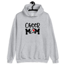 Load image into Gallery viewer, Cheer Mom (plain) Unisex Hoodie
