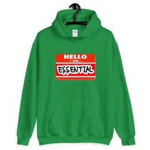 Load image into Gallery viewer, I Am Essential Unisex Hoodie