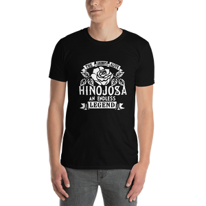 Hinojosa Legend Short-Sleeve Unisex T-Shirt