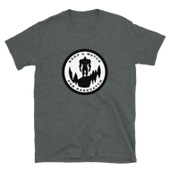Keep Watch for Sasquatch / Bigfoot Short-Sleeve Unisex T-Shirt