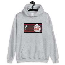 Load image into Gallery viewer, Nevermore Hooded Sweatshirt