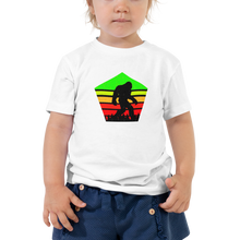 Load image into Gallery viewer, *Toddler* Geo Bigfoot Short Sleeve Tee