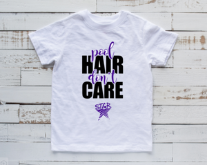 "STAR Youth T-Shirt ""Pool Hair Don't Care"""