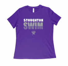 "Load image into Gallery viewer, STAR Women's Shirt ""Stoughton Swim"""