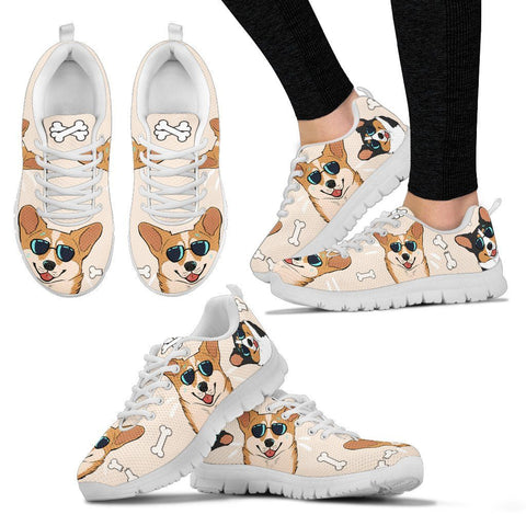 Corgi Women's Sneakers Sneakers One Gear Stop