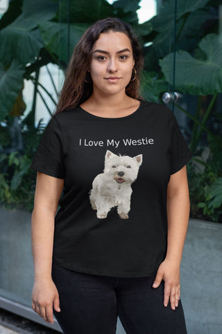 I Love My Westie - LIMITED EDITION T-shirt teelaunch