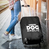 Labrador Dogaholic Luggage Cover One Gear Stop