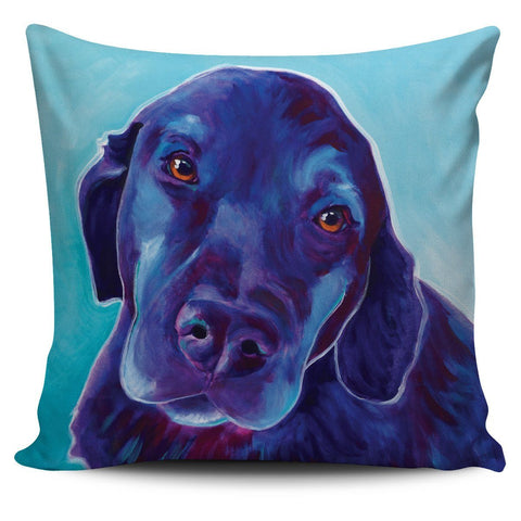 Labrador Pillow Cover One Gear Stop