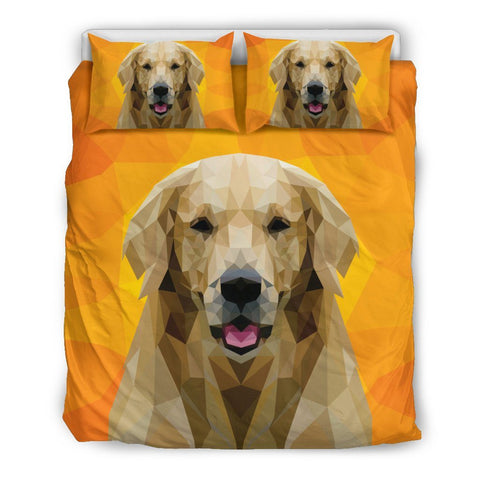 Labrador Retriever Modern Art Bedding Set One Gear Stop Bedding Set US Twin