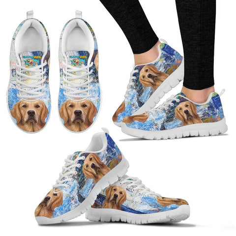 Labrador Retriever Sneakers One Gear Stop
