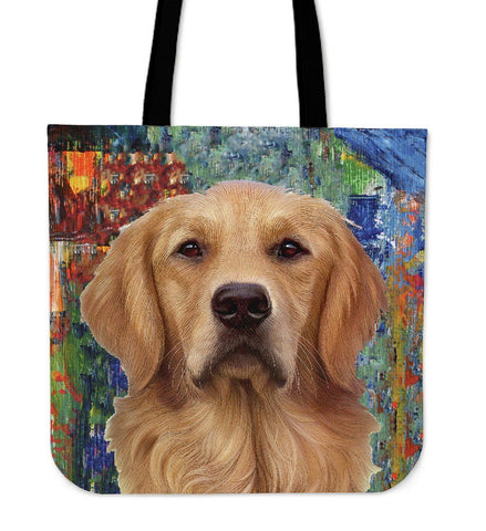Labrador Retriever Tote Bag One Gear Stop