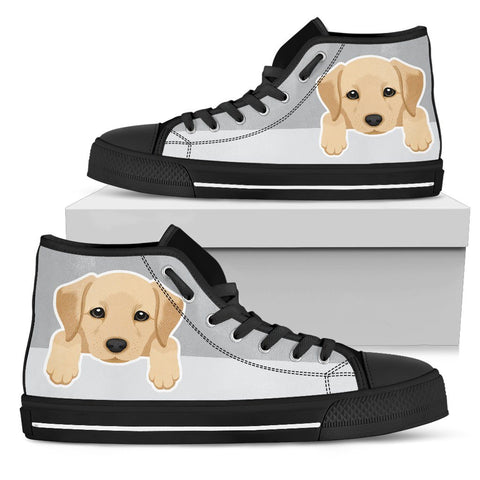 Labrador Retriever Women's High Top One Gear Stop