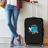 NP Reel Cool Dad Luggage Cover One Gear Stop
