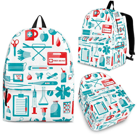 NURSE NURSING BACKPACK One Gear Stop