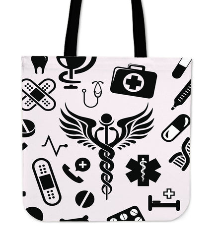 NURSE TOOLS TOTE BAGS One Gear Stop