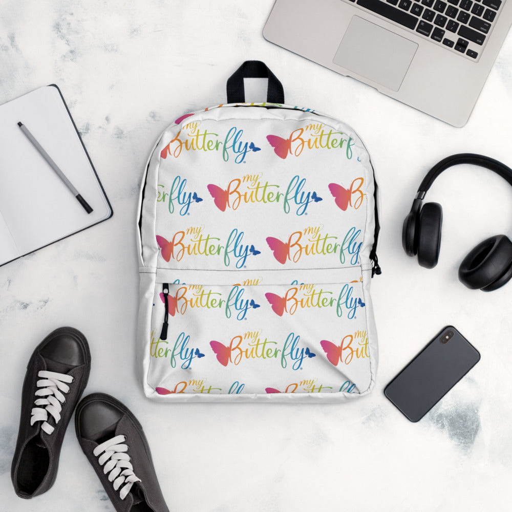 My Butterfly Back to School Backpack