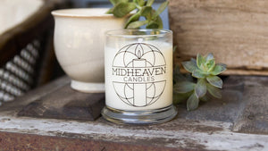 Midheaven Hand Poured Soy Candle