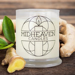 Midheaven Red Ginger Soy Candle // Featured Red Ginger Photo