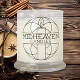 Midheaven Cinnamon Chai Soy Candle // Feature Image