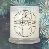 Midheaven Candles Blue Spuce Soy Candle