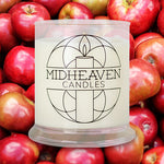 Midheaven Apple Harvest Soy Candle // Featured Apple Photo