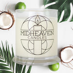 Midheaven Coconut Lime Soy Candle // Featured Coconut Lime Photo