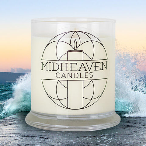 Midheaven High Tide Soy Candle // Featured High Tide Photo