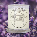 Midheaven Lavender Soy Candle // Featured Lavender Photo